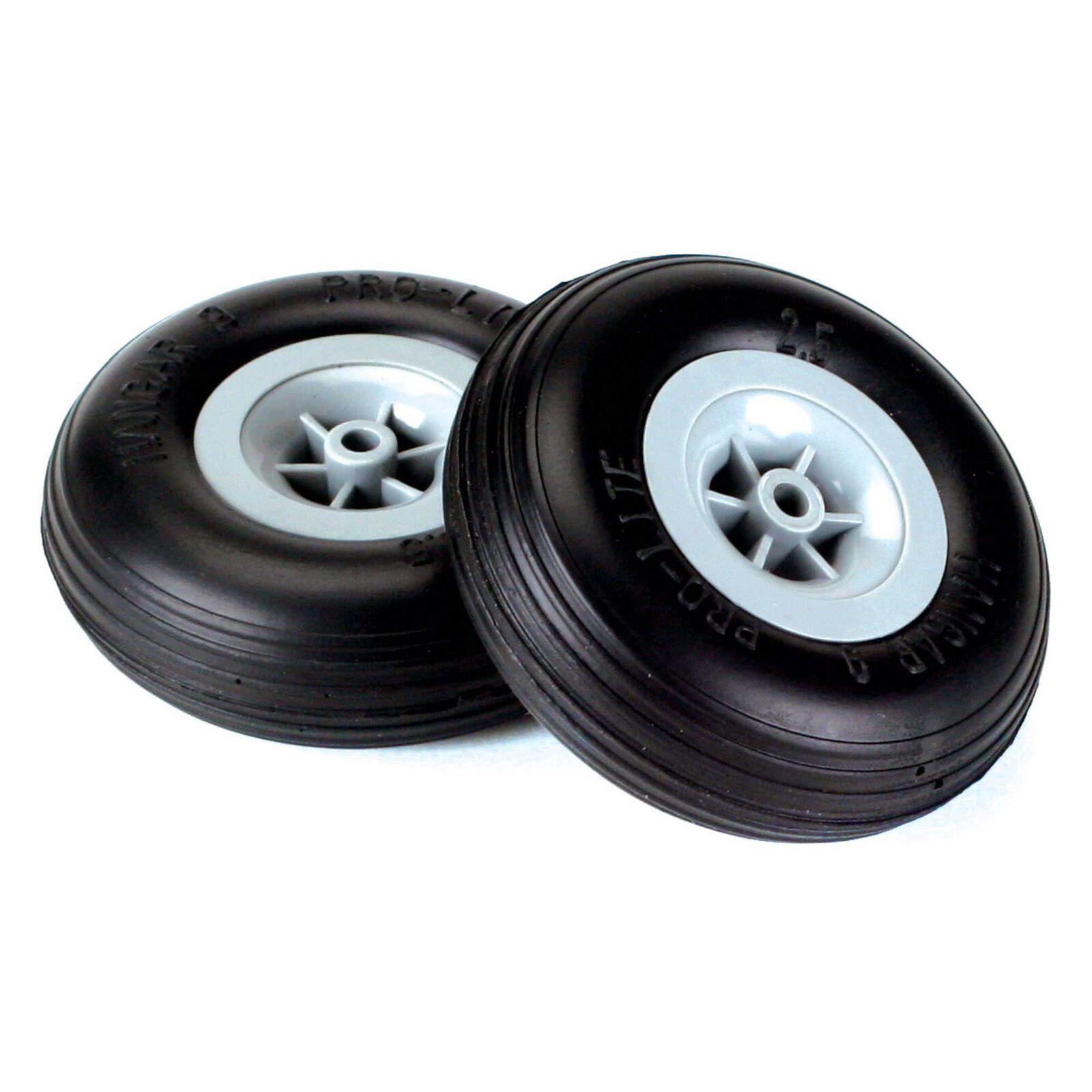 "Pro-Lite Wheels, 2-1/2"" (2)"