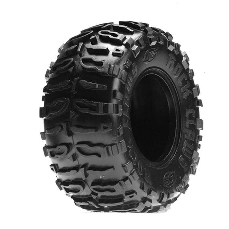 1/10 Front/Rear 2.2 Rock Claws Tire with Inserts (2)