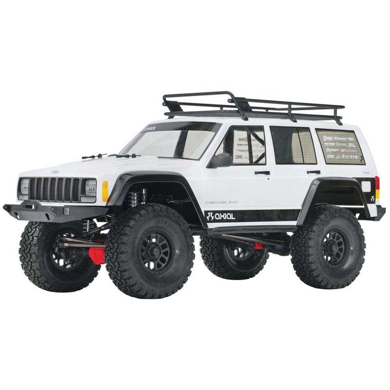 1/10 SCX10 II Jeep Cherokee 4WD Rock Crawler Kit