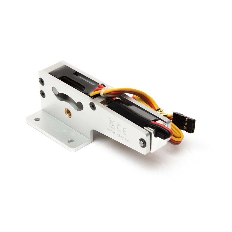 E-flite 60-120 95° rotierendes elektr. Fahrwerk linke Einheit