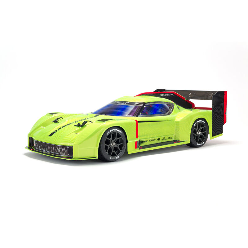 1/8 VENDETTA 4X4 3S BLX Speed Bash Racer RTR