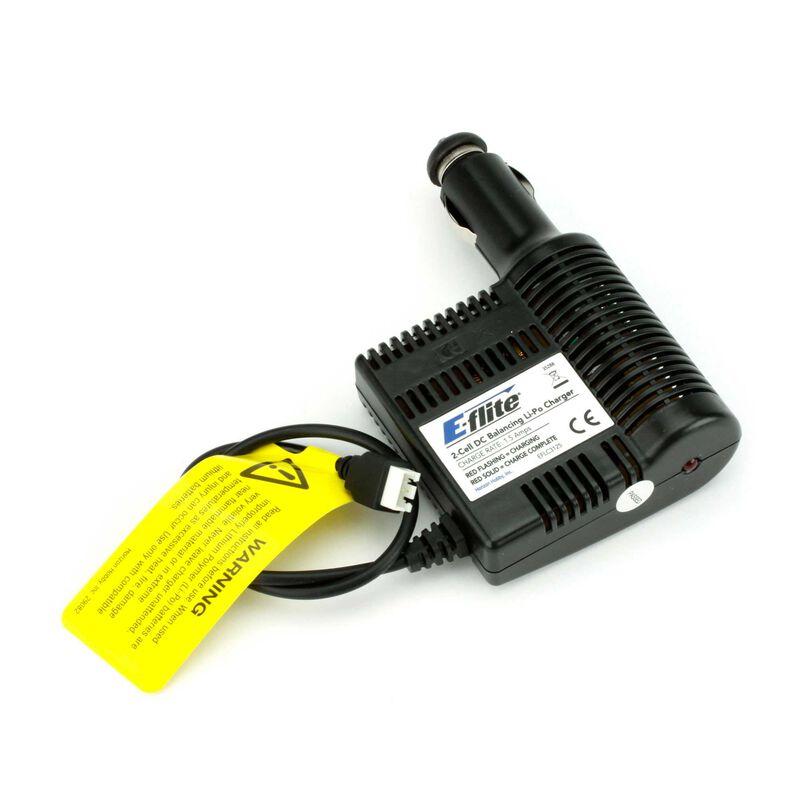 Chargeur-Equilibreur 2 éléments DC LiPo