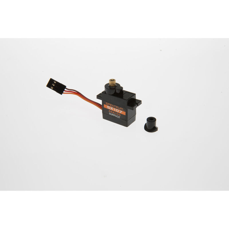 SX107 Micro Analog Metal Gear Surface Servo