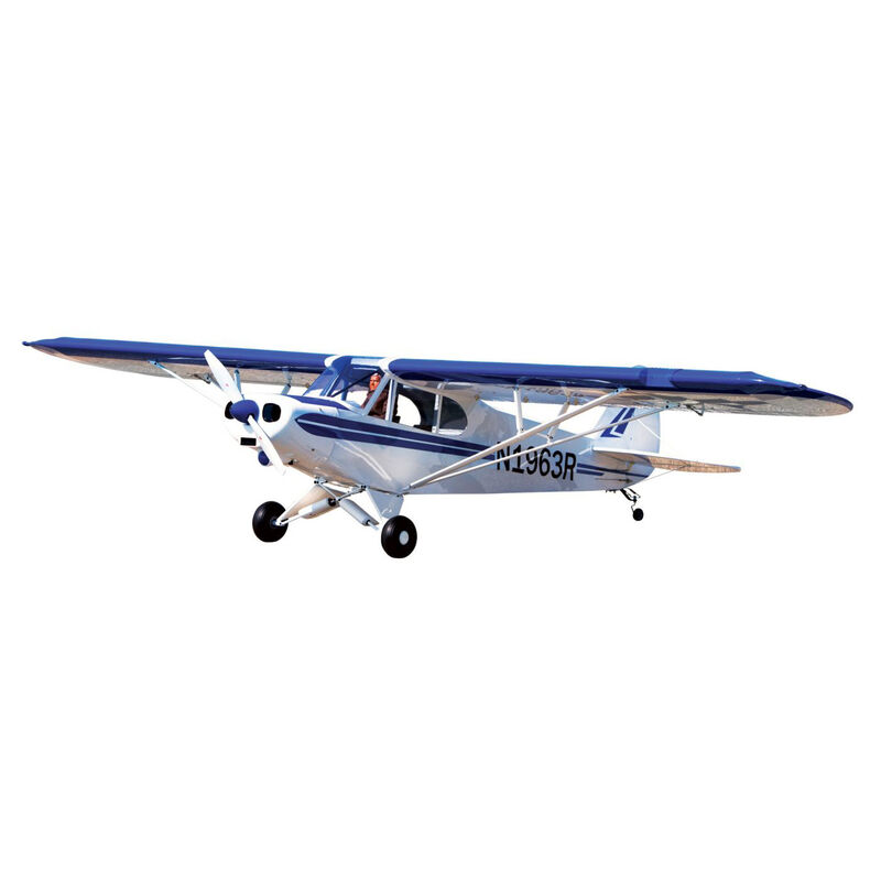 1/4 Scale PA-18 Super Cub PNP 106""