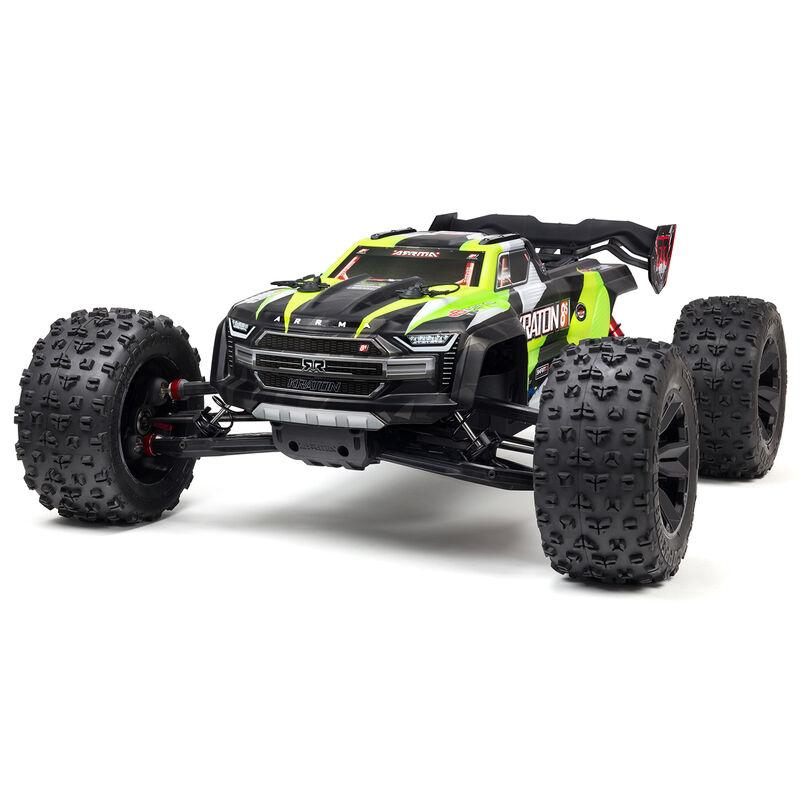1/5 KRATON 4X4 8S BLX Brushless Speed Monster Truck RTR