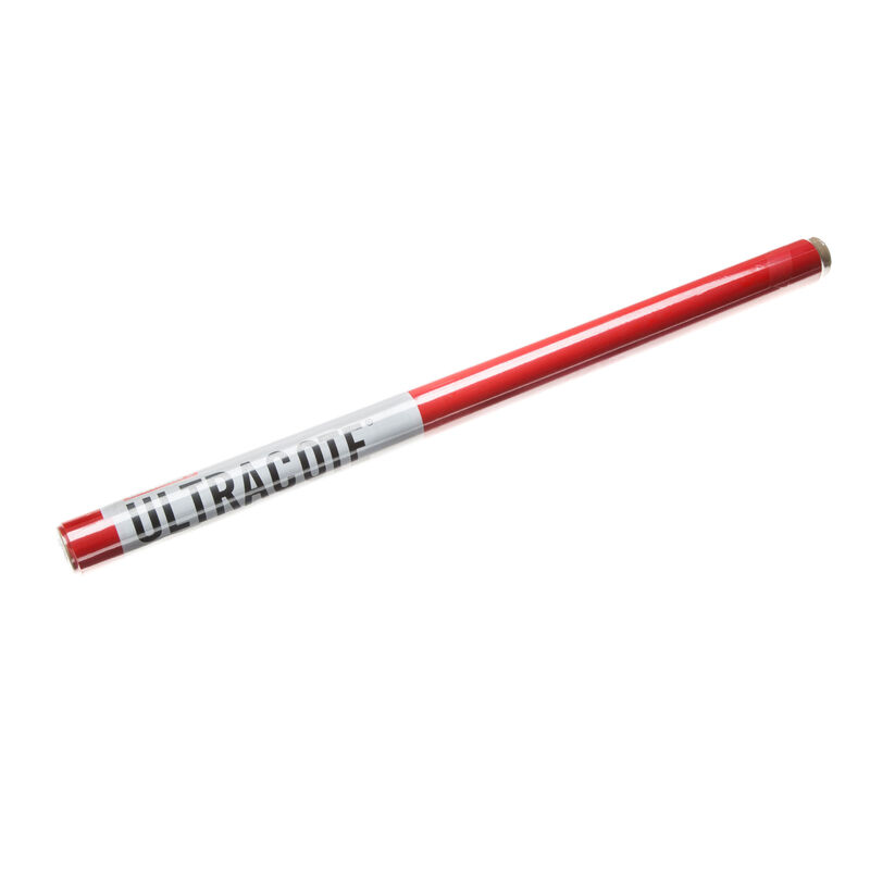 Ultracote, Flame Red - 2 m Rolle