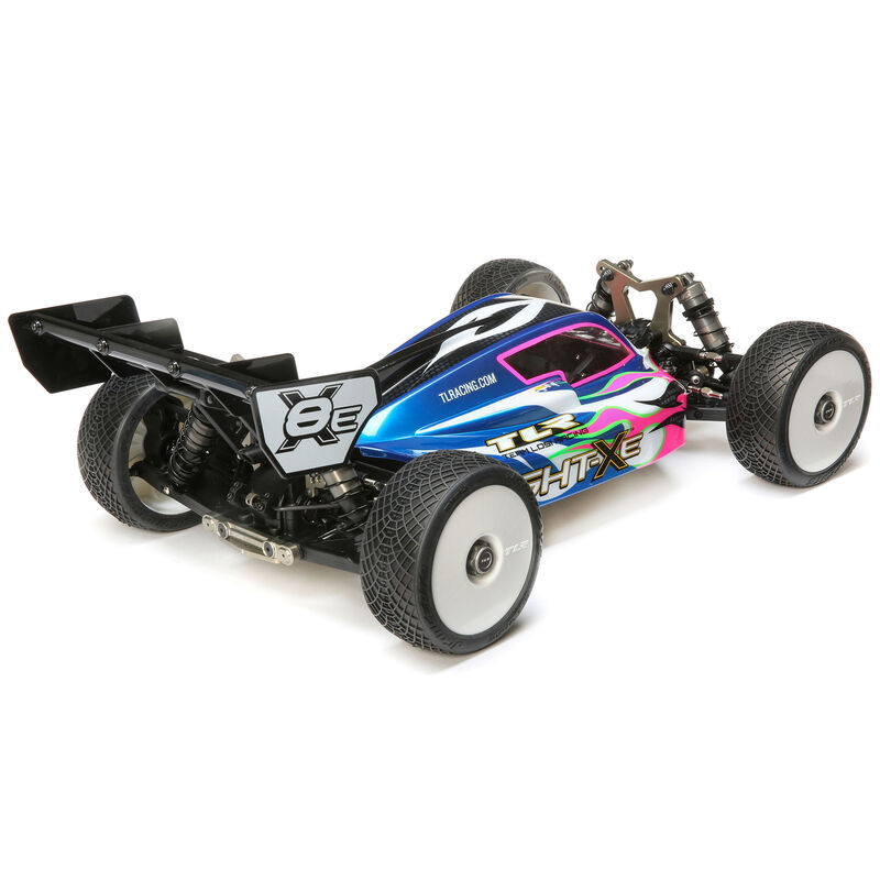1/8 8IGHT-XE 4WD Electric Buggy Race Kit