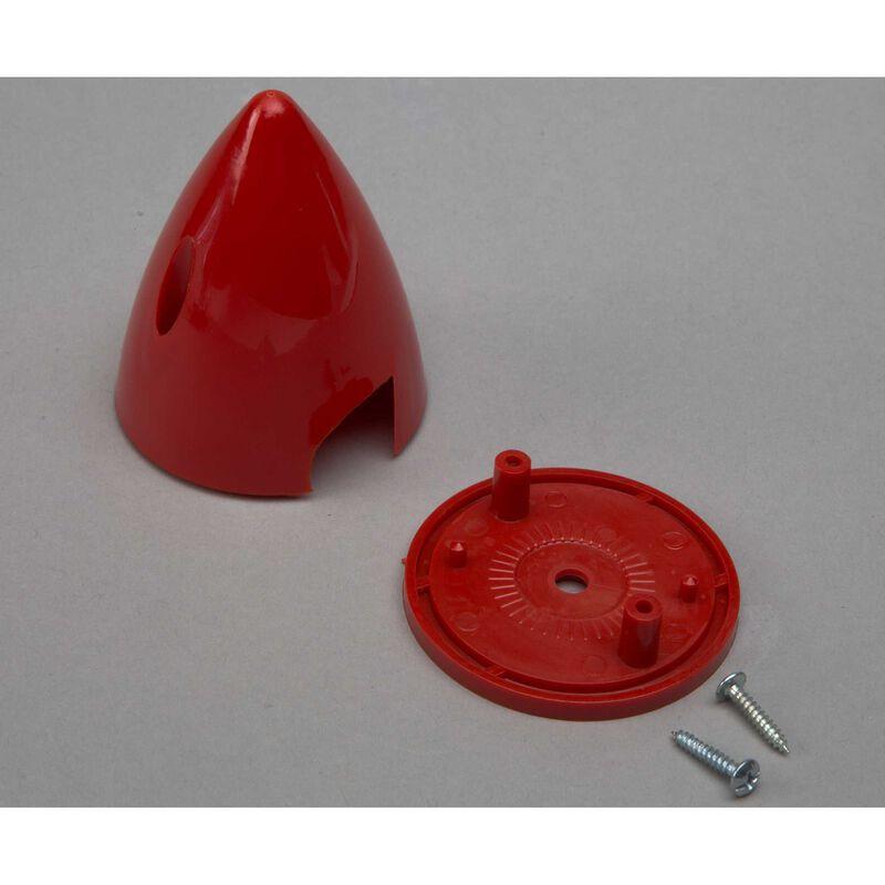 "2.25"" Red Spinner: Valiant 10cc"