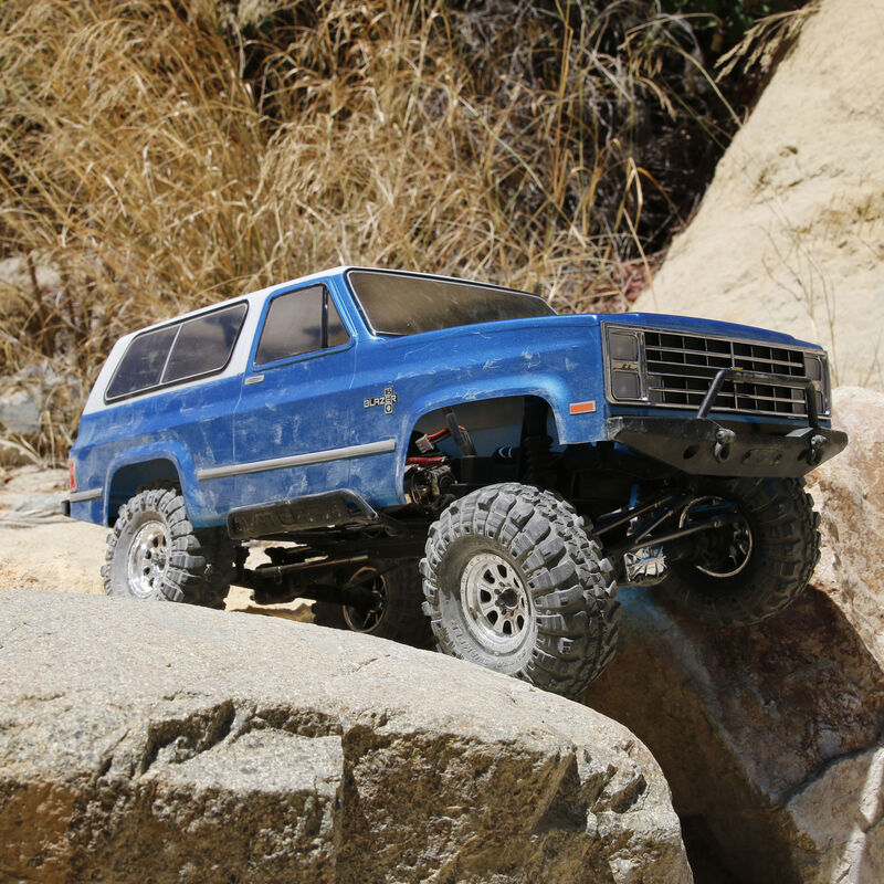 1/10 1986 Chevrolet K-5 Blazer Ascender 4WD Kit