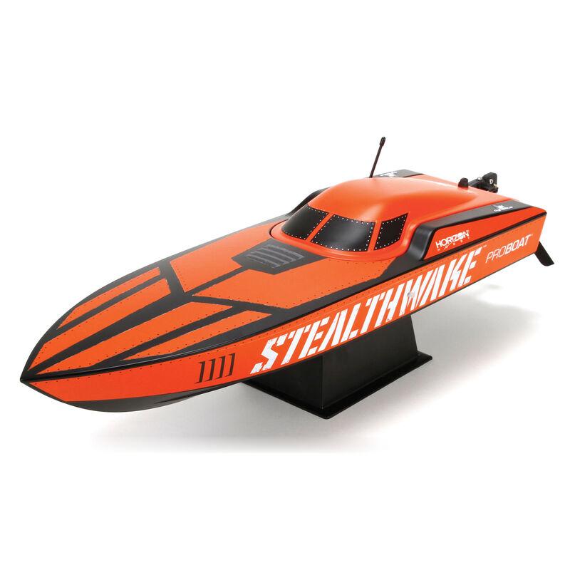 Stealthwake 23-inch Deep-V Brushed RTR INT