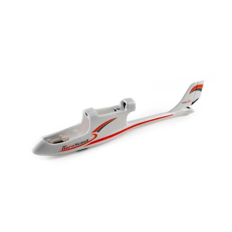 Fuselage: Mini AeroScout