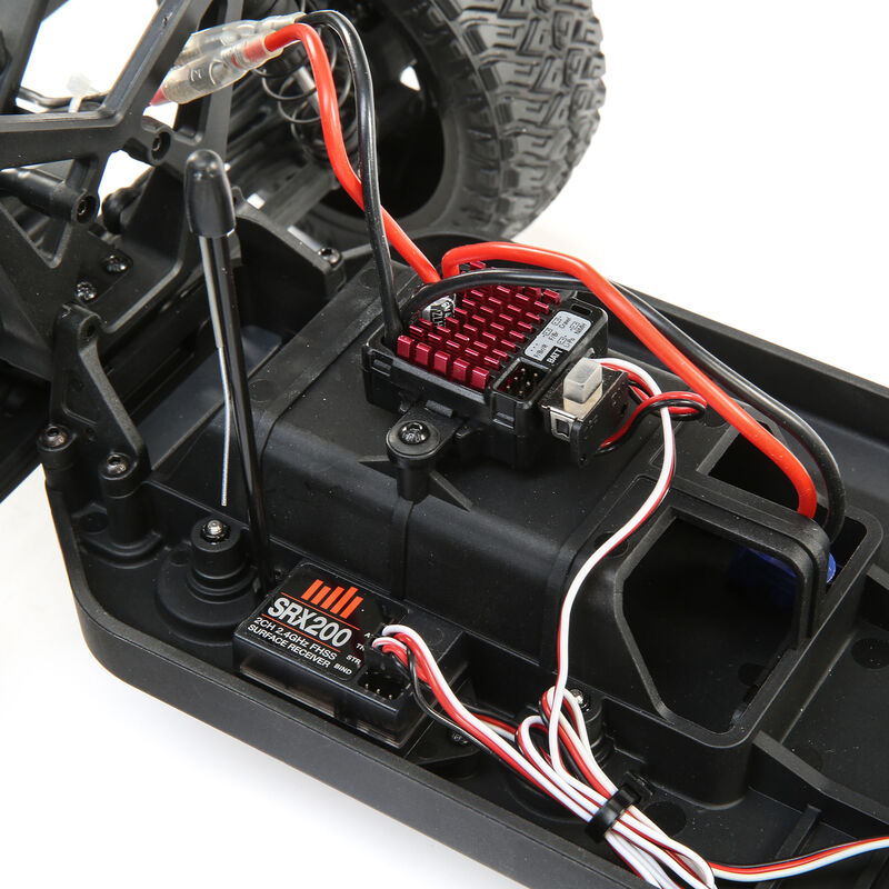 1/10 22S 2WD SCT Brushed RTR, Kicker