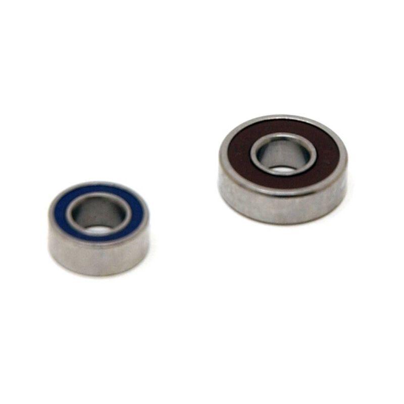 Clutch Bearing Set: 8B, 8T, 8X