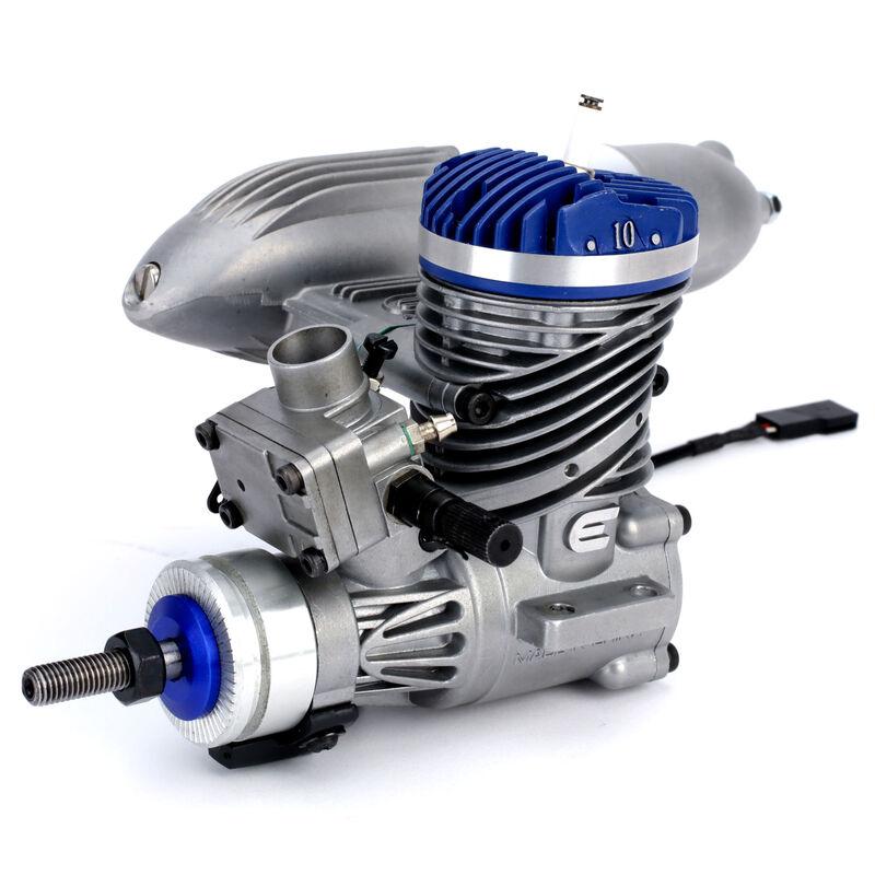 10GX 10cc (.60 cu. in.) Gas Engine
