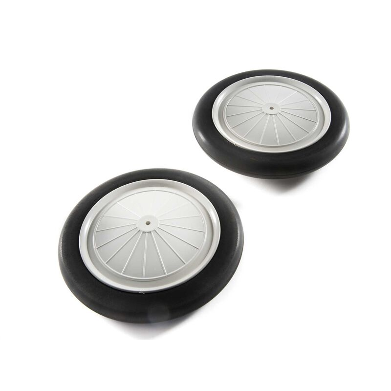 Wheels, 8-inch WWI Style (pair): Fokker D.VII