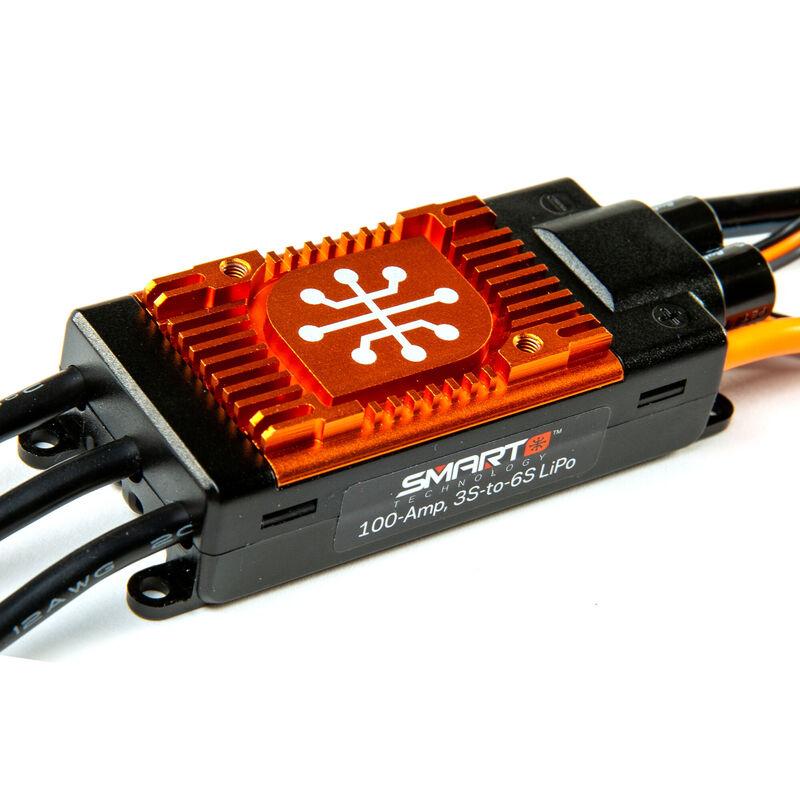 Avian 100Amp Brushless Smart ESC, 3-6S Ver. A