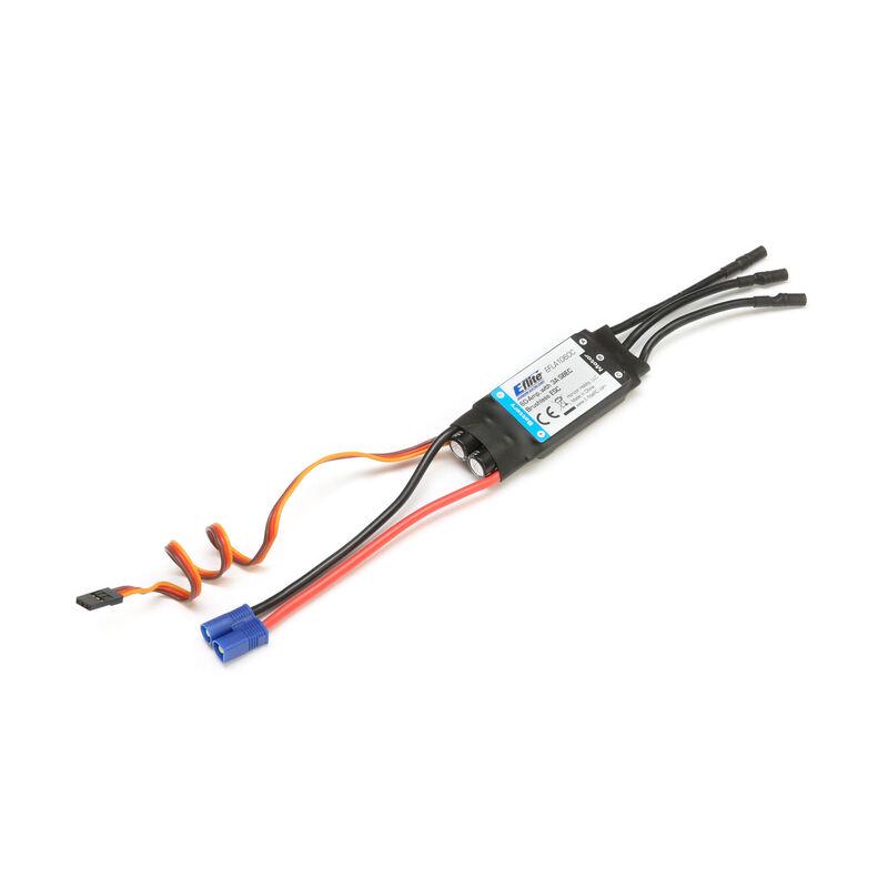 60 AMP Brushless ESC