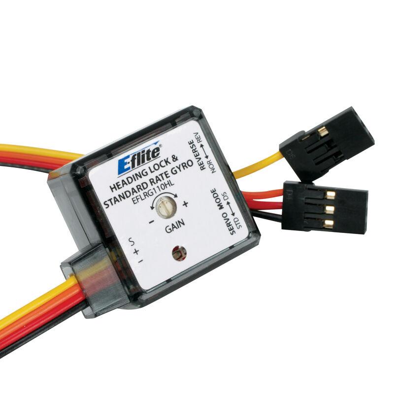 E-flite G110 11,0 g Micro Heading-Lock-Kreisel: Blade 400