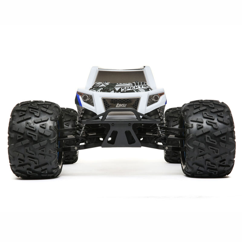 1/8 LST 3XL-E 4WD Monster Truck Brushless RTR with AVC