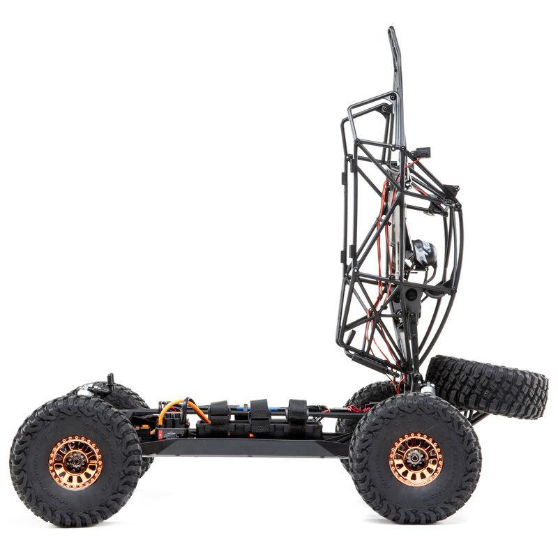 1/10 Lasernut U4 4WD Brushless RTR with Smart ESC, Black