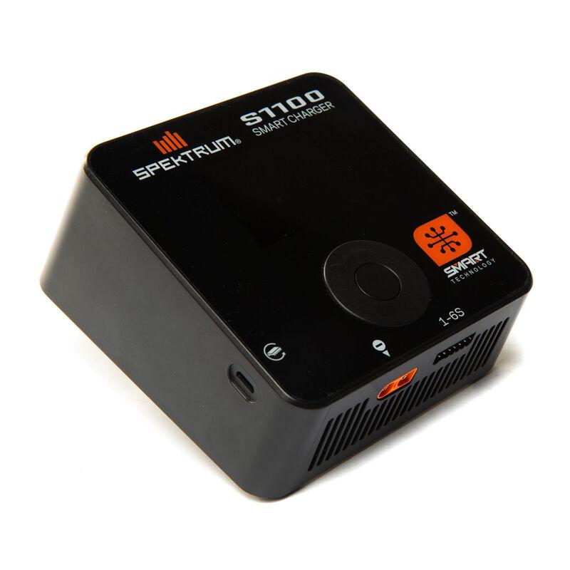 Spektrum Smart S1100 AC Charger 1x100W (EU)