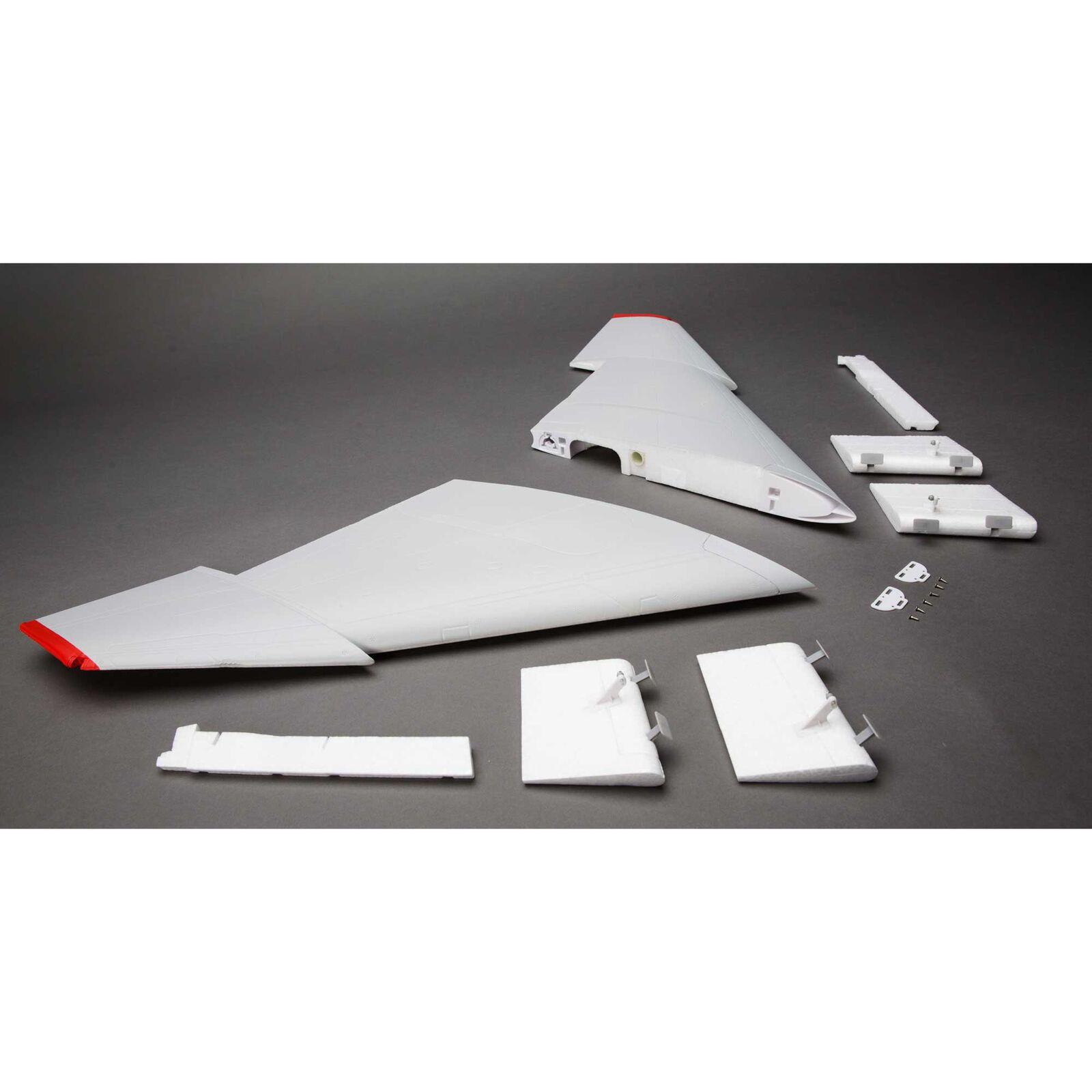 Wing Set: F-4 Phantom II 80mm EDF