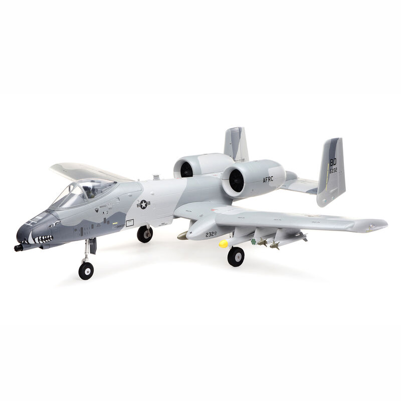 A-10 Thunderbolt II 64mm EDF PNP, 1150mm