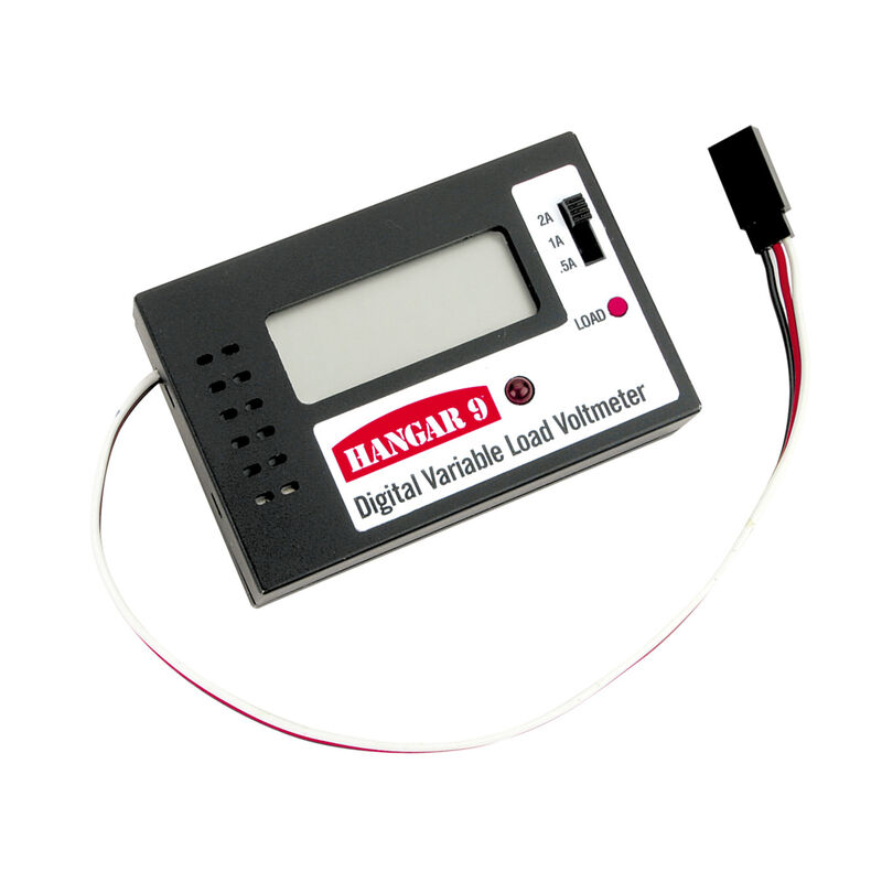 Super Stick 40 -voltmetre contrôle des accus sous charge
