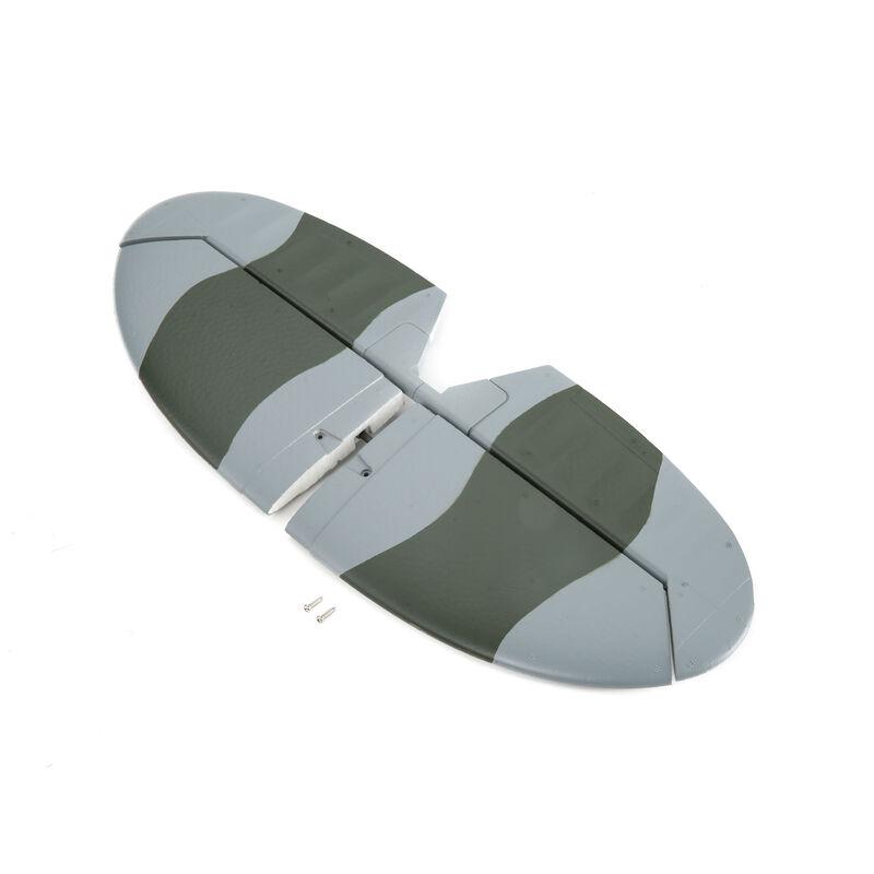 Horizontal Stabilizer: Spitfire Mk XIV 1.2m