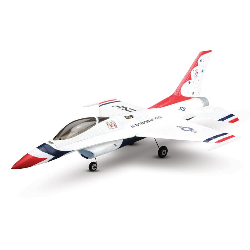UMX F-16 28mm EDF Jet BNF Basic