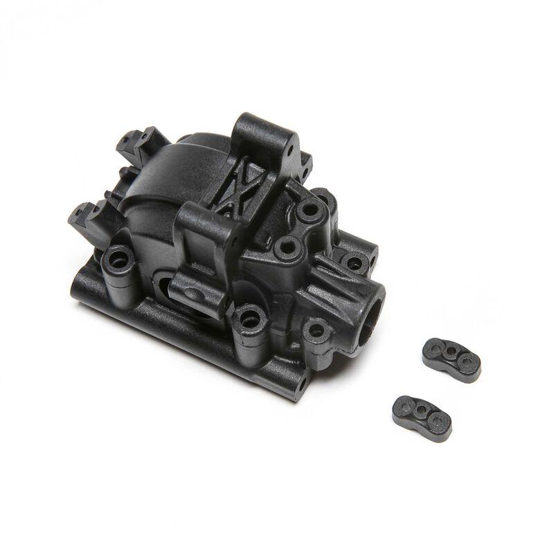 Rear Gear Box: 8XT