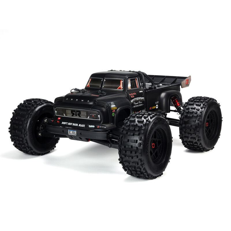1/8 NOTORIOUS 6S BLX 4WD Brushless Classic Stunt Truck with Spektrum RTR