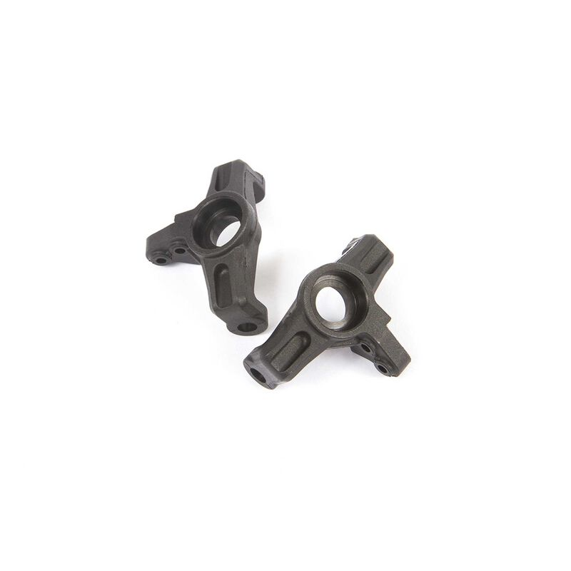 Front Spindle Set: 22X-4