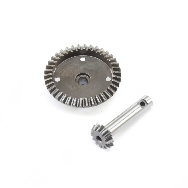 38T Ring and 12T Pinion Gear Front/Rear: Super Baja Rey