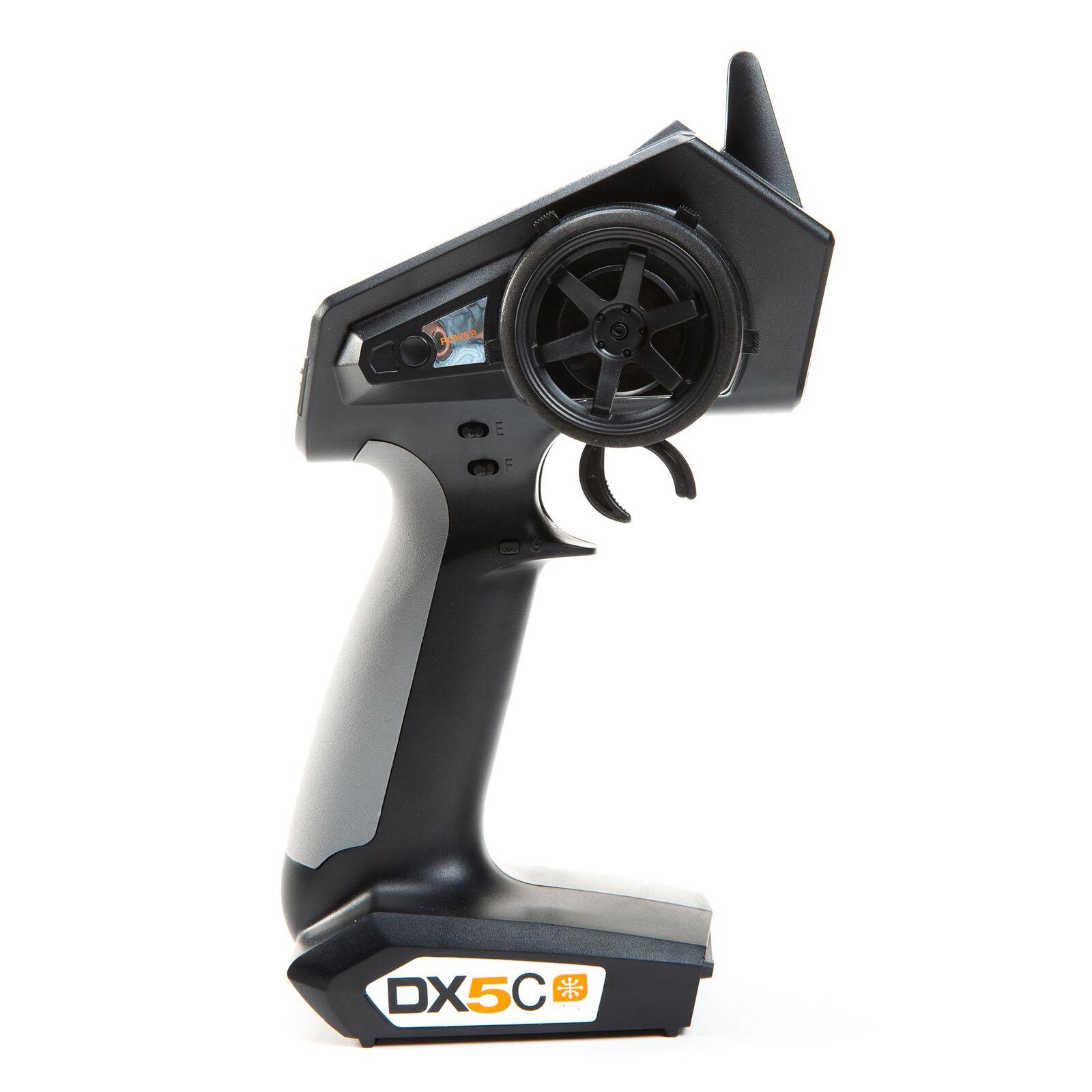 DX5C Smart 5-Channel DSMR Transmitter with SR6100AT