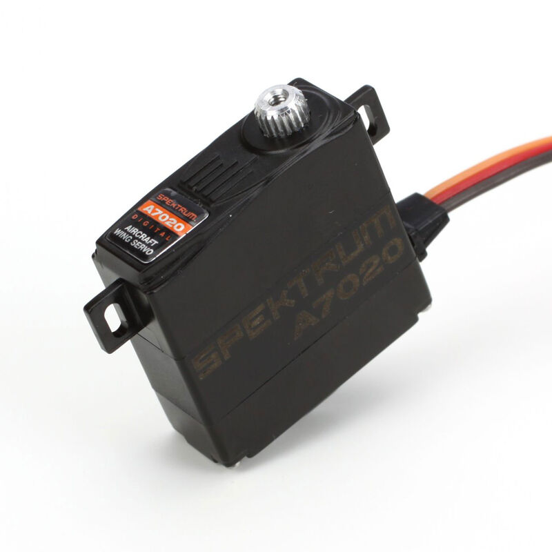 A7020 Thin Digital Aircraft Metal Gear Wing Servo