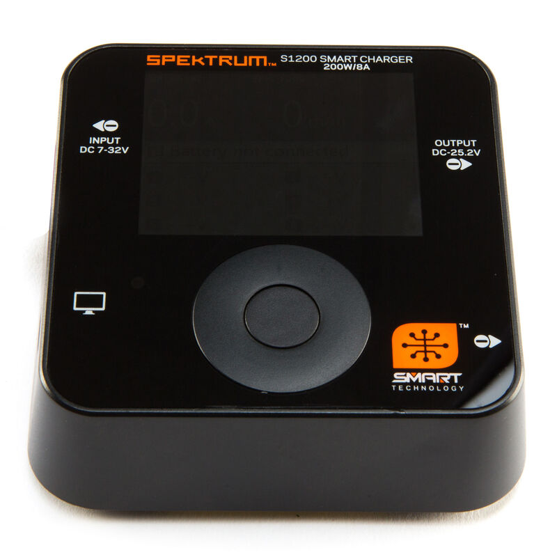 Smart S1200 DC Charger, 1x200W