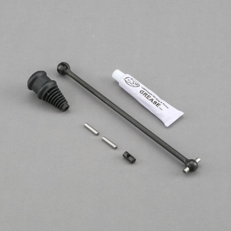 Rear Center Driveshaft and CV Coupler Lightweight: 5B