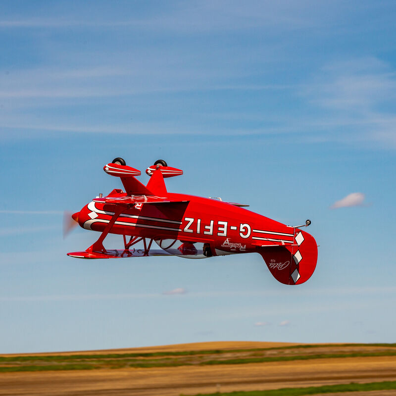 Pitts S-2B 50-60cc