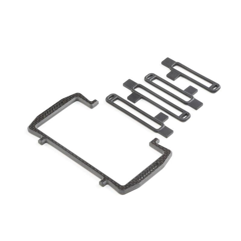 Carbon Battery Cradle: 22 5.0