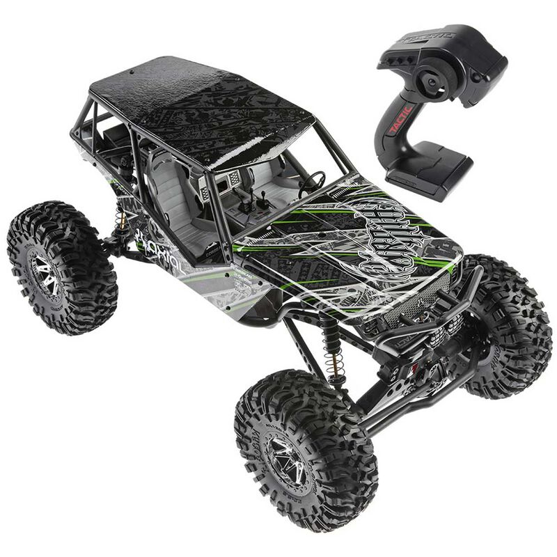 1/10 Wraith 4WD Rock Racer Brushed RTR