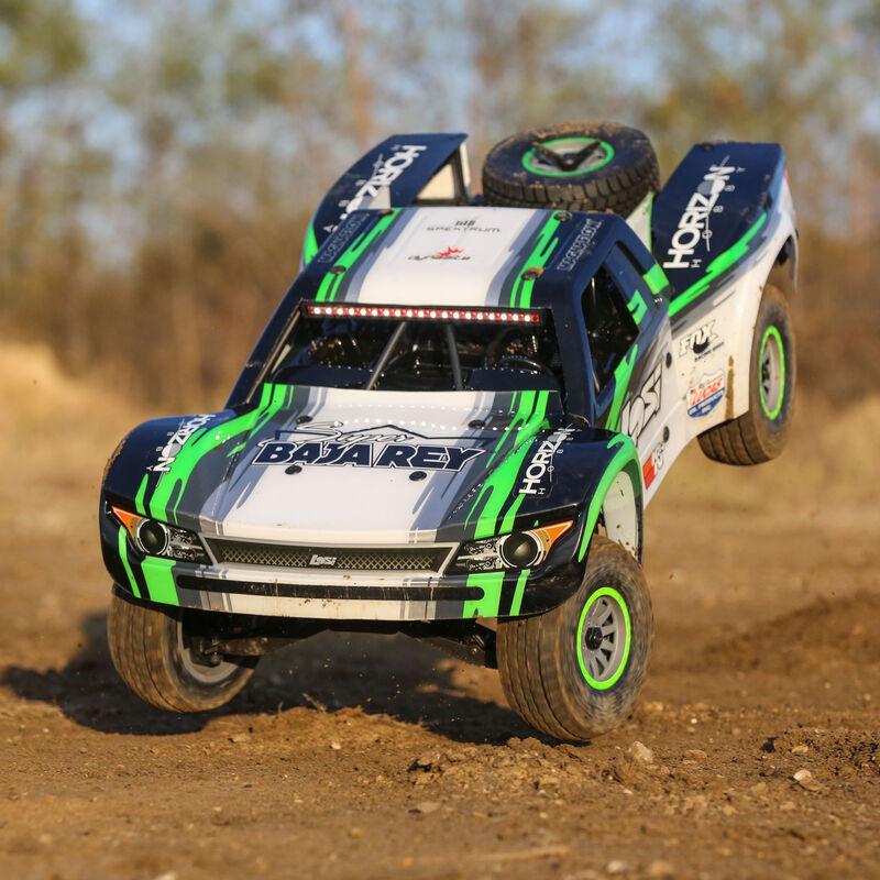 1/6 Super Baja Rey 4WD Desert Truck Brushless RTR with AVC