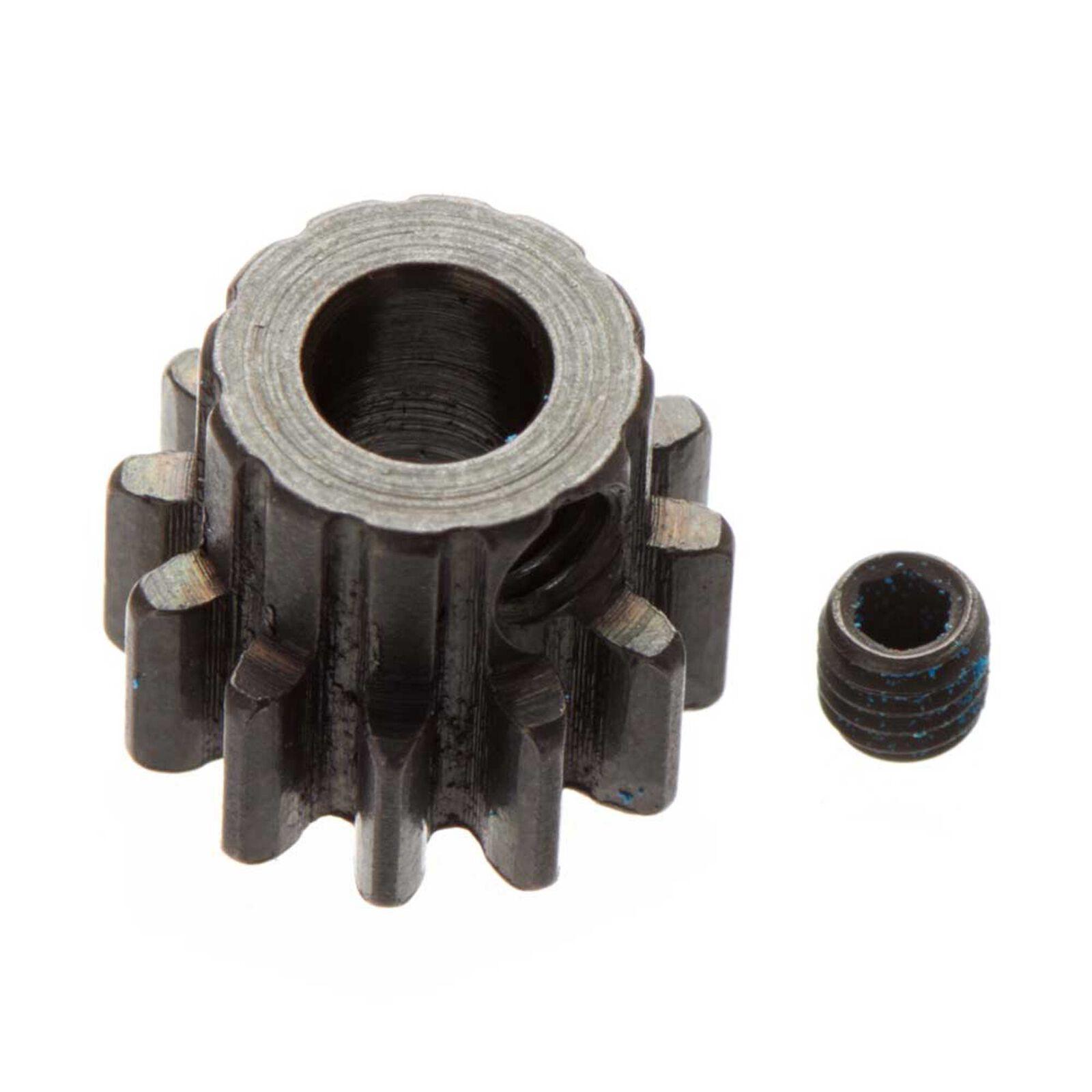 Steel Pinion Gear 12T Mod1 5mm