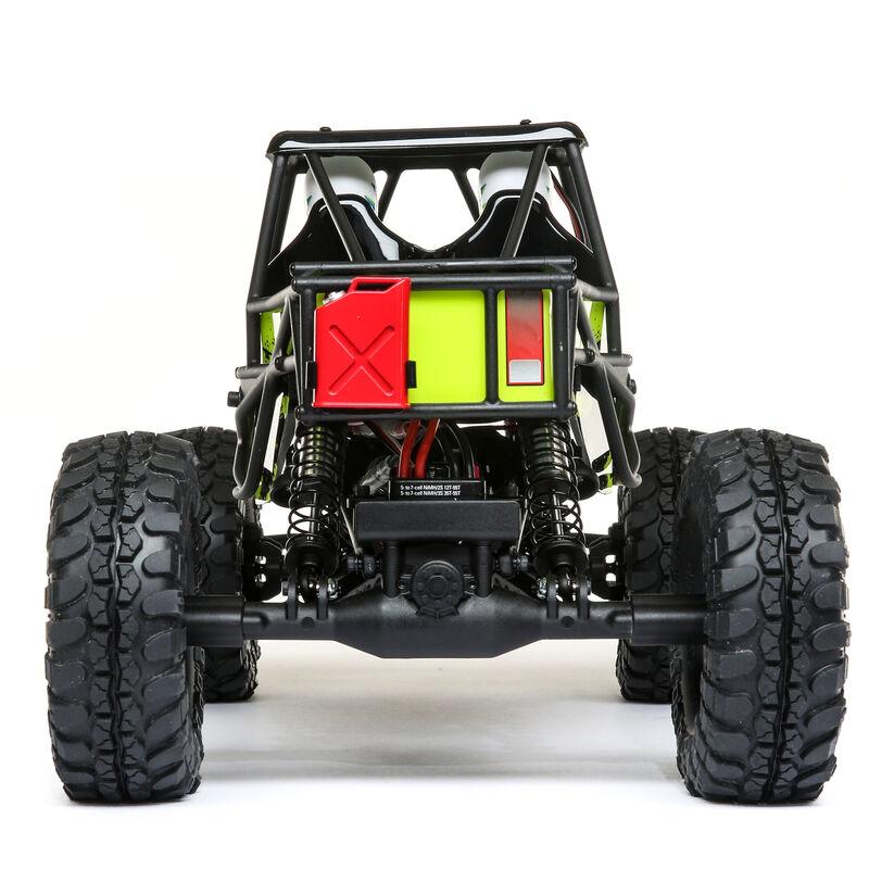 1/10 Night Crawler SE 4WD Rock Crawler Brushed RTR, Green