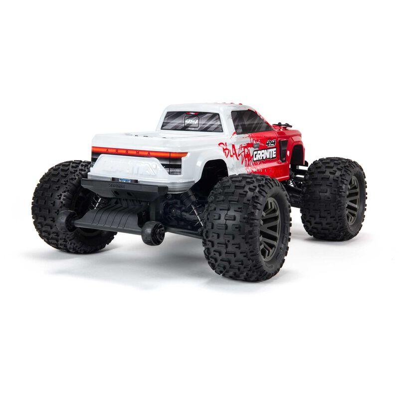 1/10 GRANITE 4X4 V3 3S BLX Brushless Monster Truck RTR