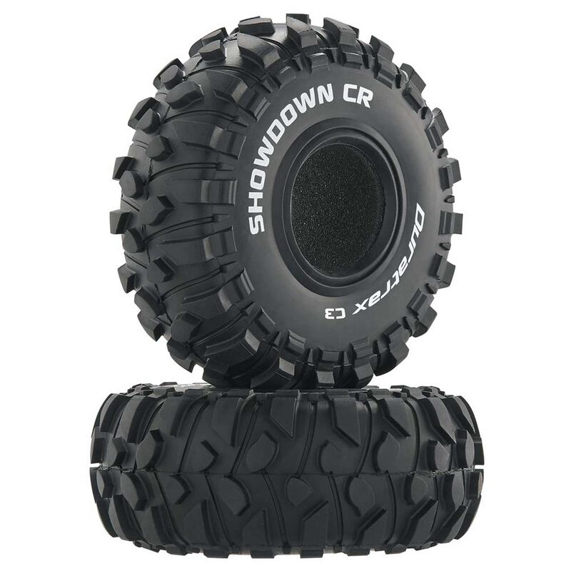 "Showdown CR 2.2"" Tires C3 (2)"