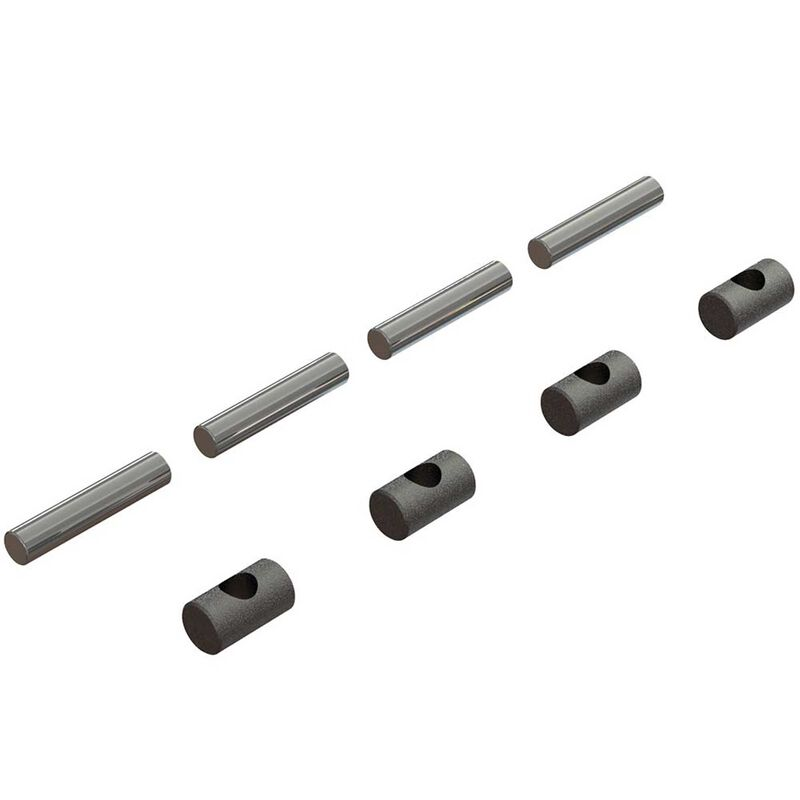 CVD Pin Set: Kraton Outcast 4x4 BLX 4S