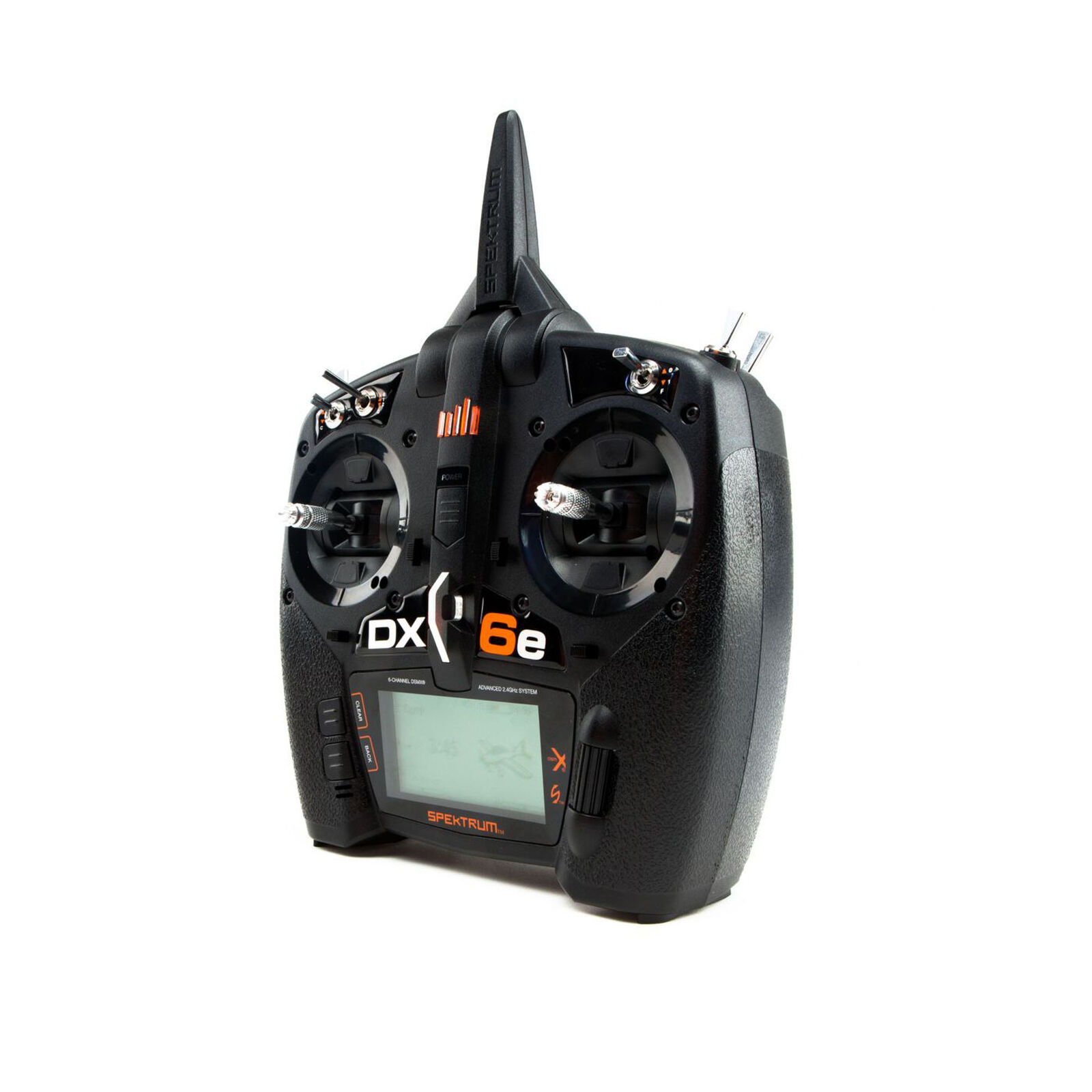 DX6e 6CH System with AR620