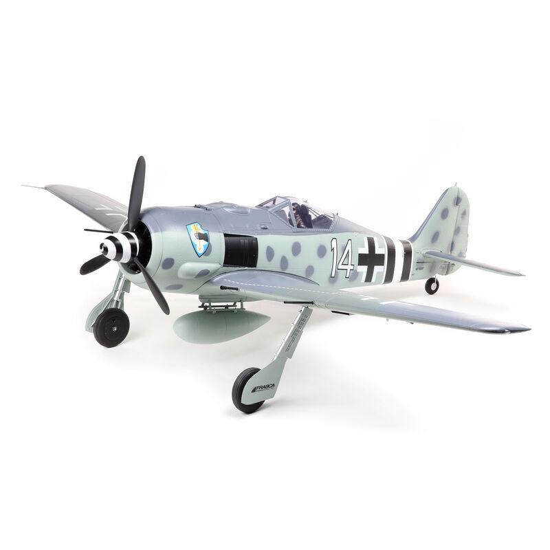 Focke-Wulf Fw 190A 1.5m Smart PNP
