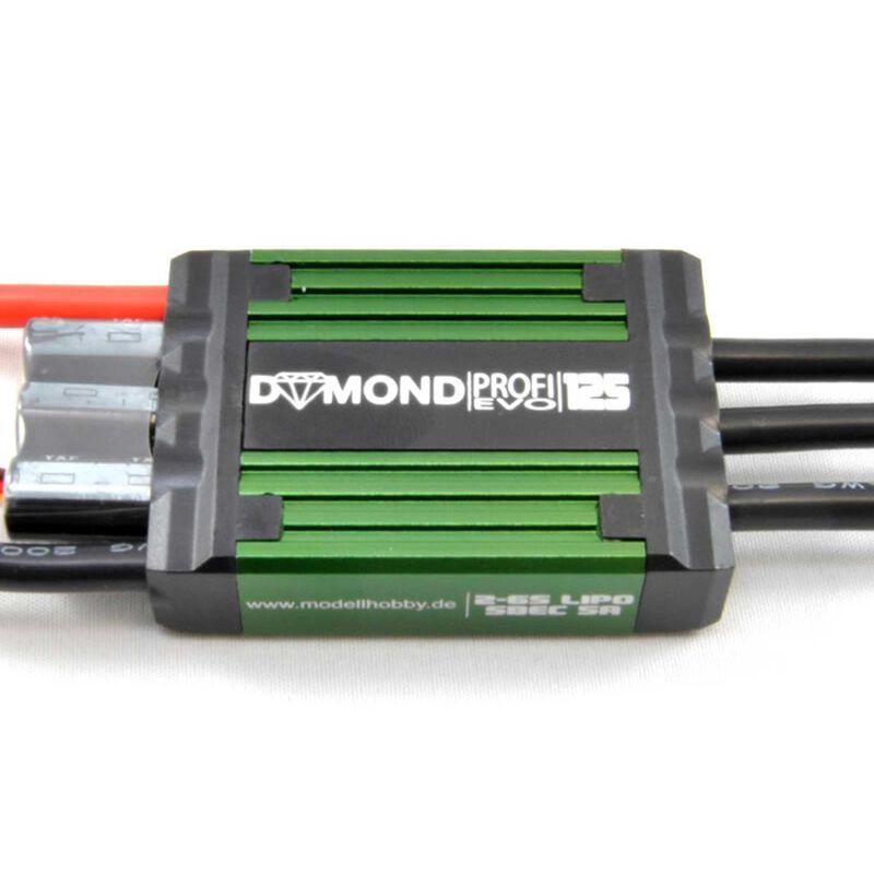 DYMOND Profi EVO 125 SBEC